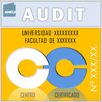 sello centro certificado AUDIT